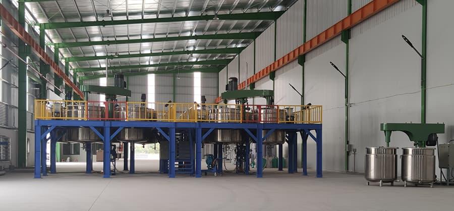 Chuyển giao công nghệ sản xuất sơn nước uy tín